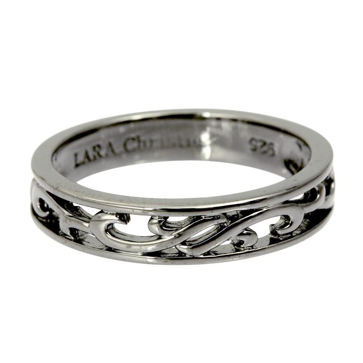 LARA Christie (ララクリスティー)ランソー リング 指輪 シルバー リング メンズ